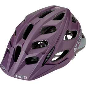 Giro Hex Casque, matte dusty purple/charcoal